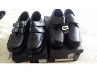 2 x pair mens shoes