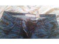 Next Jeans (size 14 petite)