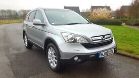 2008 Honda Cr-V 2.2 i-CDTi EX Station Wagon,