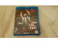 WWE Attitude Era - Vol Two Blu Ray DVD