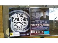 TWILIGHT ZONE FAN FAVOURITES BOX SET