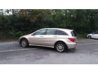 Mercedes R Class SE - 6 seats, full stamp book, new tyres!