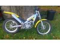 gas gas 250 2001