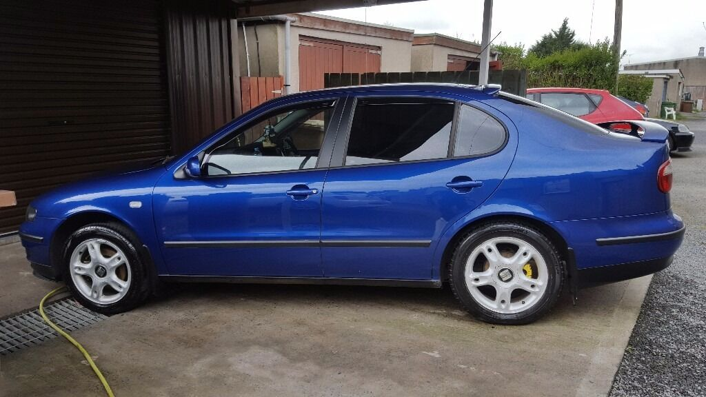 seat toledo 2000 in lurgan county armagh gumtree. Black Bedroom Furniture Sets. Home Design Ideas