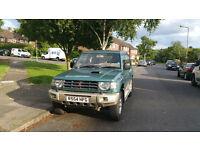 Mitsubishi Shogun 1997 New clutch Selling at a loss