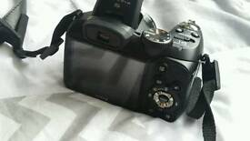 Panasonic Fujifilm camera