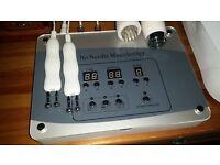 Needle-Free Mesotherapy Micro corrent + Photon