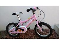 "Ridgeback Melody 14"" Girl's Bike"