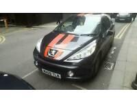 Peugeot 207(verve), 1.4 petrol,low mileage, grab a bargain!!!