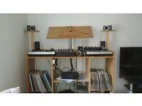 CDJ / DJM / Turntable Stand