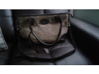 Harris Tweed handbag RRP £59.99 in great condition!