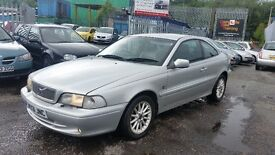 2000 (W Reg) Volvo C70 2.4T 2DR COUPE £595 SOLD WITH 12 MONTHS MOT & 3 MONTHS WARRANTY