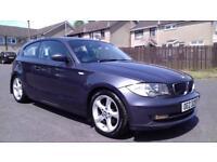 BMW 120 D SE 2007 3 DOOR