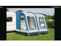 Kampa Rally 260 porch awning