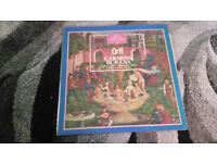 the great composers Orff vintage vinyl lp record