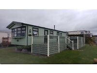 STATIC CARAVAN FOR SALE 2017 SITE FEES PAID