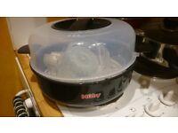 Nuby microwave steriliser