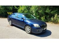 TOYOTA AVENSIS 2.2 D-4D TR 5dr ~ 2008. FULL TOYOTA SERVICE HISTORY. STUNNING CONDITION !