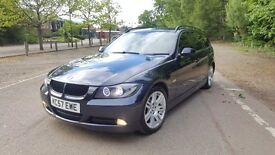 BMW 320D ES 6 SPEED MANUAL LCI MODEL 57 PLATE FULLY LOADED MINT CONDITION PX WELCOME