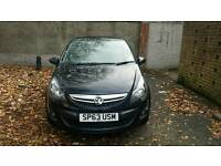 Vauxhall CORSA 1.2 SE 5 seater at great price & low Mileage Serviced & MOT For Sep 20th