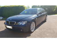 BMW 7 Series 3.0 730Ld SE LWB *FULLY LOADED* Top spec, Remapped 300 bhp, FSH, not mercedes m3 m4 m5