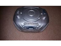 RADIO CASSETTE PLAYER WITH CD