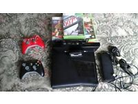 xbox360+kinnect+games+2 pads