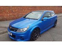 Vauxhall Astra VXR in Arden Blue
