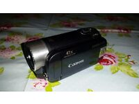 Canon LEGRIA FS200 camcorder - In excellent condition and boxed in original packaging