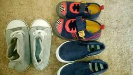 Boy shoe sneakers