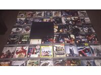 Ps3 with 48 games