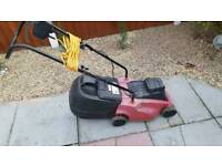 Lawnmower and strimmer £20