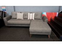 NEVADA L SHAPE CORNER SOFA BED