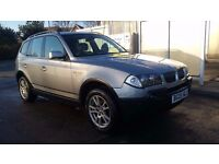 BMW 2005 X3 very good condition and reliable (No OFFERS)
