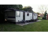 Lodge to rent in Easington near spurn point East Yorkshire