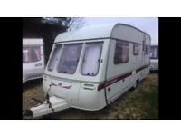 5 BERTH SWIFT WITH END BEDROOM AND AWNING MORE IN STOCK AND WE CAN DELIVER PLZ VIEW