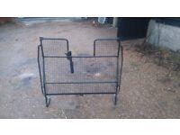 Freelander commercial bulkhead cage