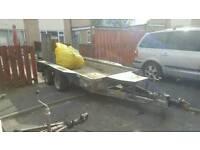 Iforwilliams trailer 3.5 ton