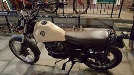 Trinnis Trackstar 125cc