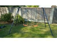 Hedstrom Double Swing