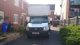 Ford Transit Luton Van, Low Mileage, Rare Dropwell Luton Body, NO VAT!!