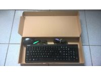 ACER KEYBOARD AND MOUSE, BRAND NEW IN ORIGINAL BOX.