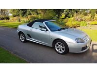 2005 MF TF 1.6L 115 Convertible - Cheap convertible for the summer - be quick