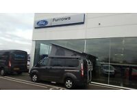 Ford Terrier 2 Custom by Wellhouse demo available to view at Furrows Ford Transit Center Shrewsbury
