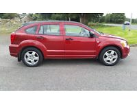 Dodge Caliber STX 2.0D 2007 1 Years full mot