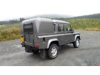 Defender 110 Double Cab Pick Up 2.4 TDCi