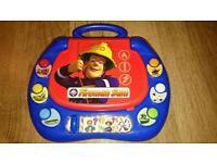 Fireman Sam Play laptop