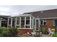 Conservatory for sale, immaculate condition