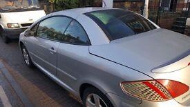 Accident damage Peugeot 308