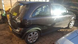 2004 corsa c sxi parts for sale all cheap and usable ready to go